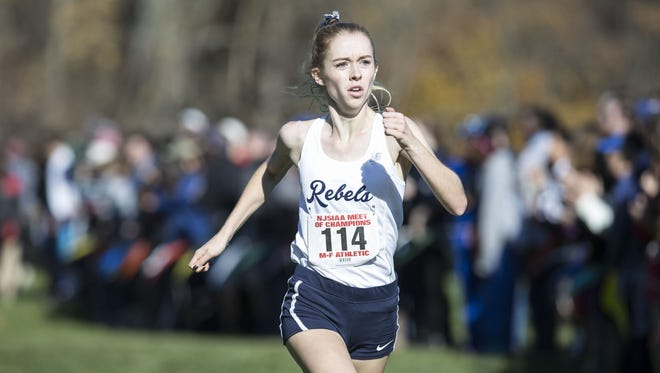 Niamh Hayes of Howell.