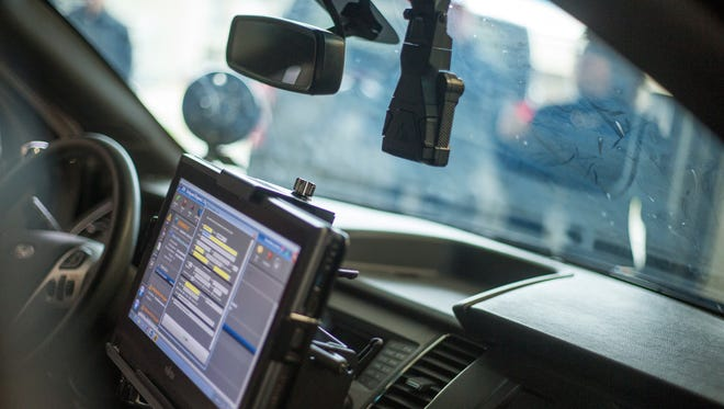 Police cars with front and rear-facing cameras will record everyday encounters and a new data collection system will track the demographics of people involved in police incidents.
