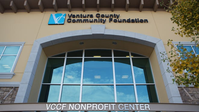 This is the Ventura County Community Foundation building in Camarillo.