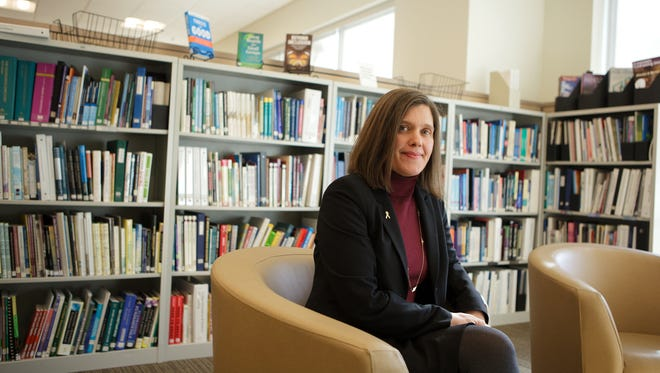 Vanessa Bechtel, CEO of the Ventura County Community Foundation