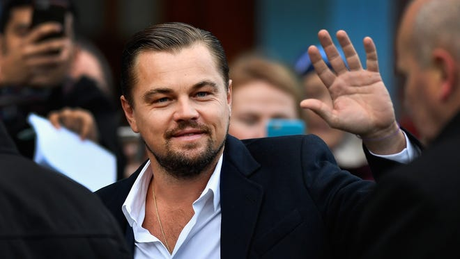 Leonardo DiCaprio landed No. 10 on the IMDb top stars of 2016 list.