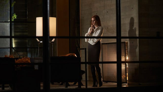 "Amy Adams as Susan Morrow in the film ""Nocturnal Animals."""