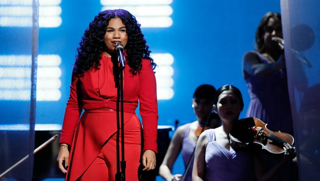"""THE VOICE -- """"Live Finale"""" Episode 1118A -- Pictured: We McDonald -- (Photo by: Tyler Golden/NBC)"""