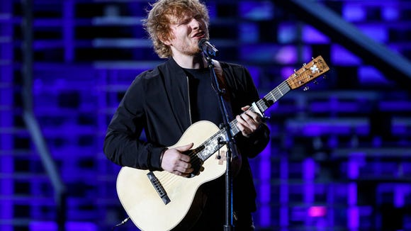 With album titles like 'Plus' and 'Multiply,' Ed Sheeran
