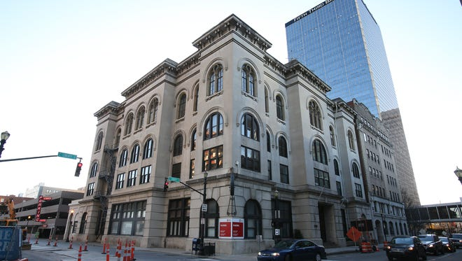 The Landmark Building at 300-310 W. Liberty Street has been sold to a company that plans a boutique hotel in the historic building.