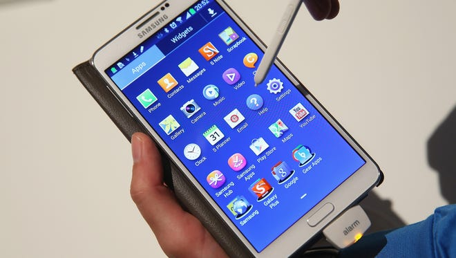 A man stole a Note 3 and then taunted the owner on Facebook.  A Note 3? How about Note worth the jail time. #puns.