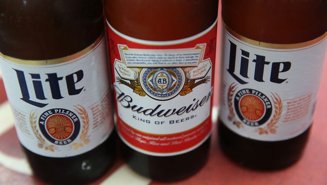 "A local reader complains that not enough ""macro"" beers, such as Miller and Budweiser, are on local menus."