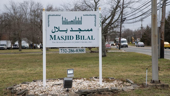 Masjid Bilal, a small mosque and Islamic school on Route 9 is growing and would like to expand its building to accommodate more students. Imam Mohammed Nabeel Elmasry explains the need to seek a variance for the expansion due to a new ordinance the town has passed. Toms River, NJFriday, January 27, 2017.@dhoodhood