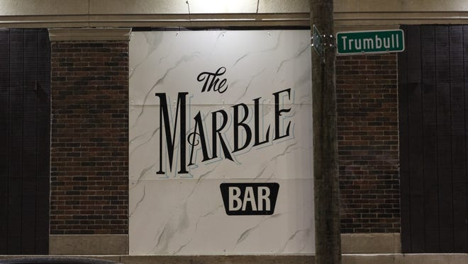 The Marble Bar, a popular Detroit music venue, will begin requiring proof of vaccination or a negative COVID-19 test results from patrons starting July 30, 2021.