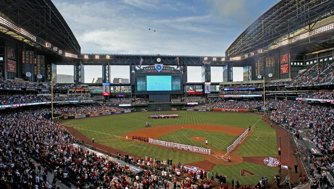 Maricopa County and the Arizona Diamondbacks dispute who is responsible for Chase Field upgrades. The county Board of Supervisors is still contemplating how to respond to a lawsuit over the matter filed by the team.