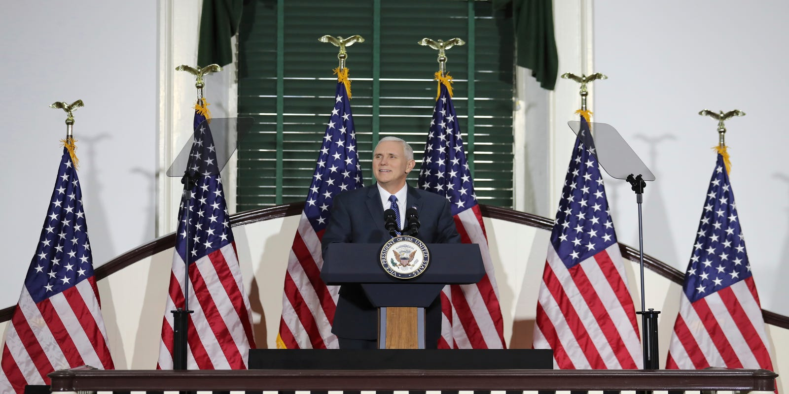 Russ Pulliam: Mike Pence's search for piety and power