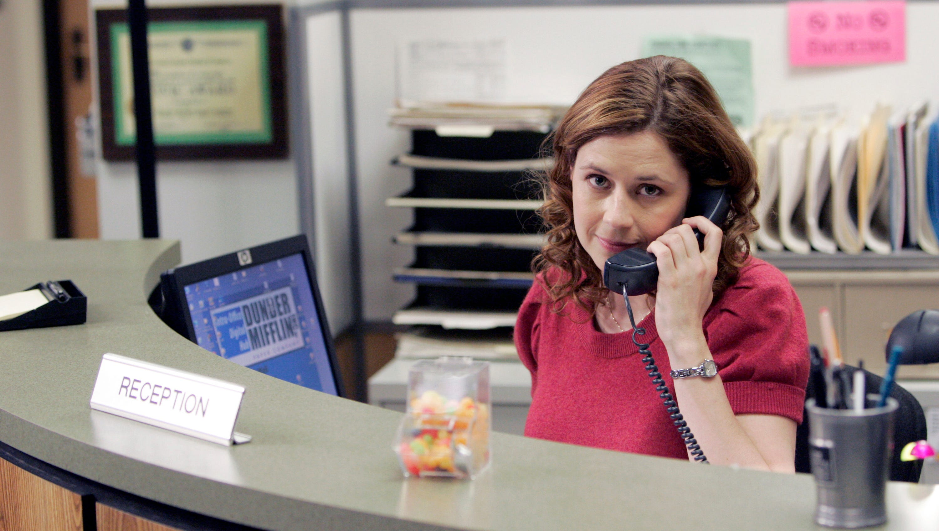 Chili's lifts ban on 'Office' character Pam Beesly