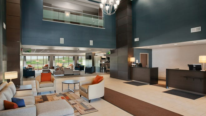 Wyndham Hotel Group's full-service and lifestyle brands are smoke-free in North America, including this Wingate by Wyndham property in Bismarck, N.D.