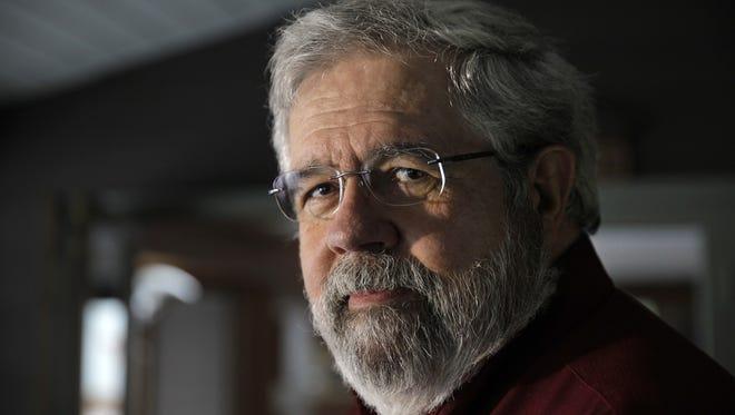 File photo Pulitzer Prize winner and Brighton resident David Cay Johnston.