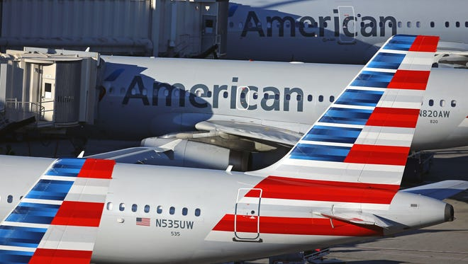 No. 11: American Airlines Group | Global air transportation | 2017 employees: 10,000 | 2016 employees: 10,000 | Ownership: Public | Headquarters: Fort Worth, Texas