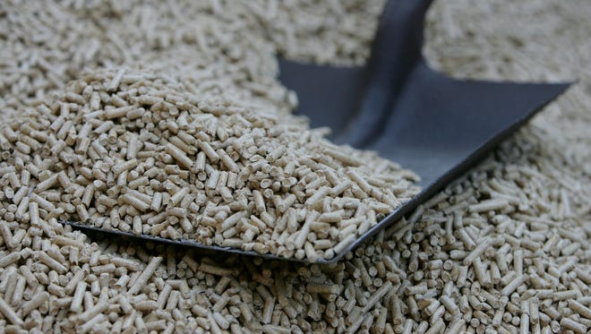 Wood pellets, like the ones that had been produced at a plant in Urania, are burned for fuel at power plants, mainly in Europe. The LaSalle Parish plant, which filed for bankruptcy protection last year, is in the process of being sold and production restarted.
