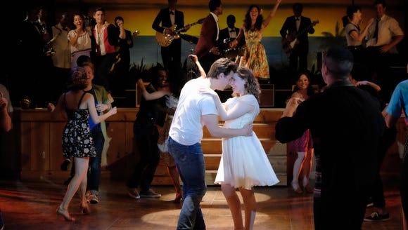 Last dance of the season.