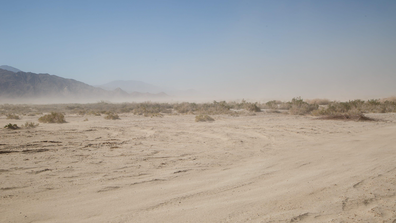 Study examines health risks of dust: Study examines health risks of dust