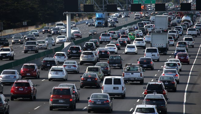 A Desert Sun reader suggests work begin as soon as possible on improving California roads now that a multibillion dollar tax and fees plan has been approved to fund projects.