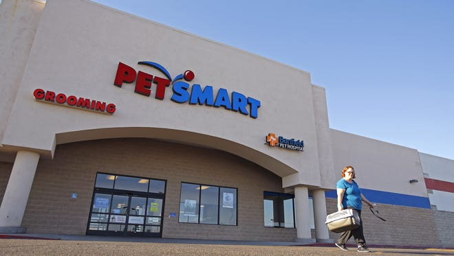 Phoenix-based PetSmart has more than 53,000 employees at more than 1,500 stores across North America.