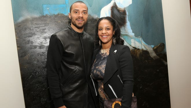 Jesse Williams and Aryn Drake-Lee are divorcing after about five years of marriage.