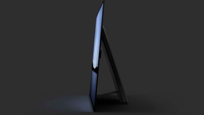 Sony's 65-inch OLED 4K Ultra HD TV.