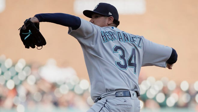 Felix Hernandez made at least 30 starts for the Mariners every season from 2006 through 2015.