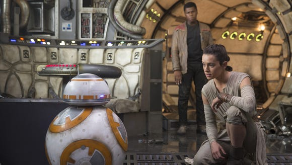 'The Force Awakens' is good the first time or the 50th.
