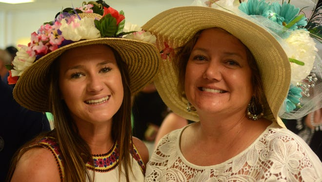 The Bonita Springs Poker Room, formerly the Naples-Fort Myers Greyhound Racing track in Bonita Springs, is hosting a hat competition and other Kentucky Derby-themed events in conjunction with simulcast and wagering on the Derby on Saturday.