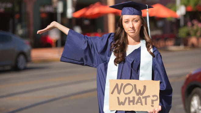Summer is near, and for the class of 2017, that means it's about time to get a grown-up job.