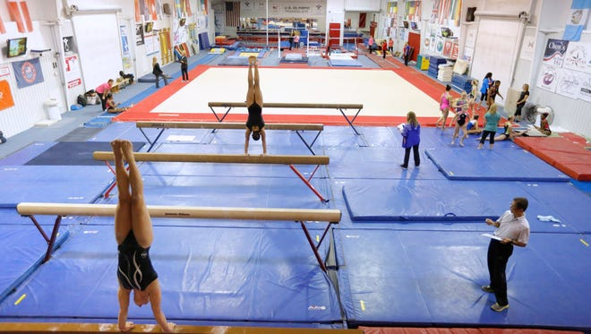 The Karolyi ranch has been site of national team training camps since 2000.