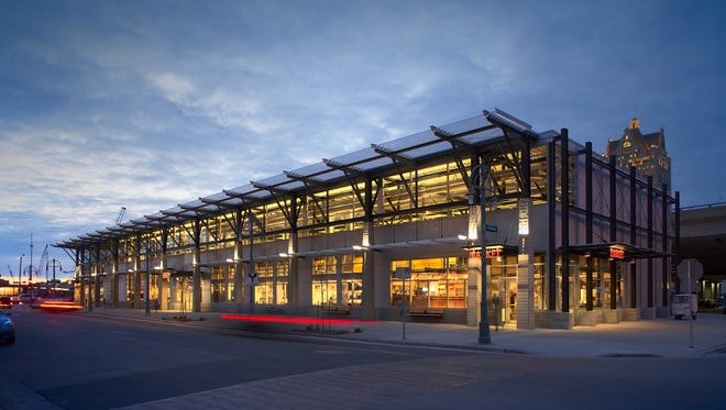 The Milwaukee Public Market is among the projects designed by The Kubala Washatko Architects Inc. The firm is opening a satellite office in Seattle, and adding five new partners.