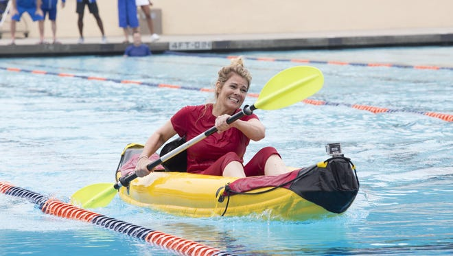 'Facts of Life' star Lisa Whelchel, who competed in 'Battle of the Network Stars' in 1984, returns in the first episode of ABC's reboot.
