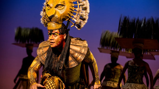 "The production of ""Disney's The Lion King"" that played the Peace Center earlier this month generated $5.6 million in gross ticket sales."