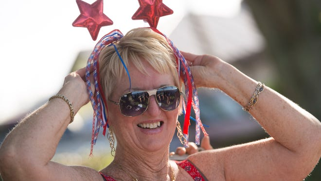 There are lots of July 4 events all across the Treasure Coast.
