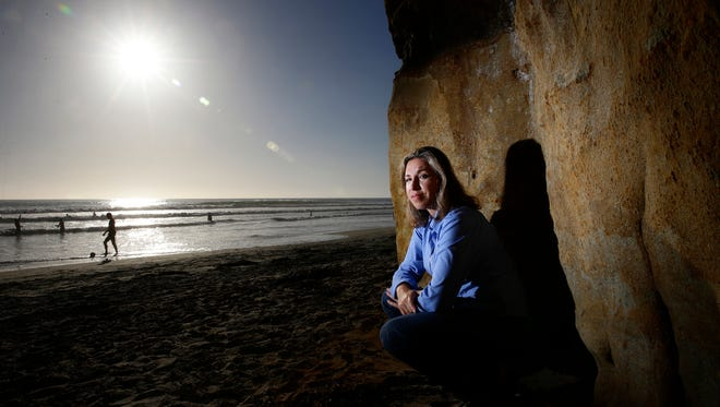 Jaleh Firooz, a power-industry consultant who previously worked as an engineer for San Diego Gas & Electric, said the recent rise in construction of gas power plants won't make the California's power system more viable, but would mean higher profits for utilities. (Robert Gauthier/Los Angeles Times)