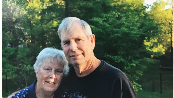 Donald and Sandy Pace