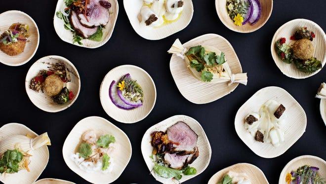Images of the 2016 James Beard Foundation Taste America dinner in Minneapolis.
