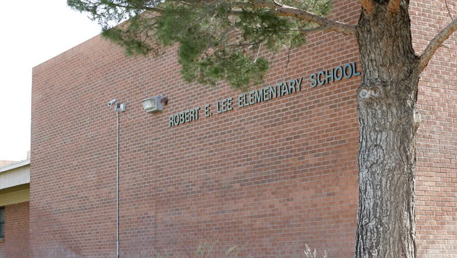 EPISD Superintendent Juan Cabrera said the time has come to reassess the names of all its campuses, including Robert E. Lee Elementary School.
