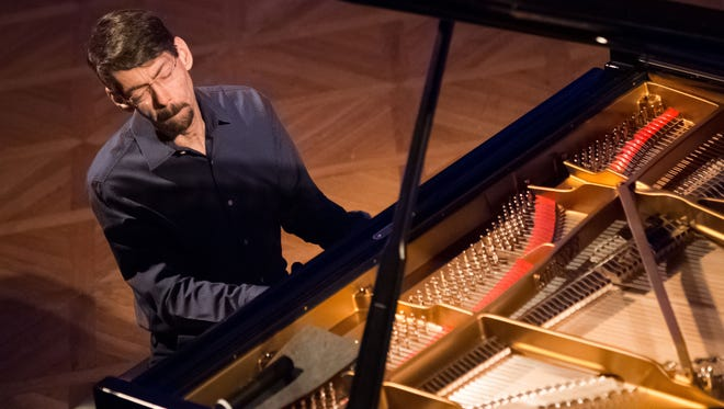 """Pianist Fred Hersch's memoir, """"Good Things Happen Slowly,"""" describes his return to performing after spending two months in a coma."""