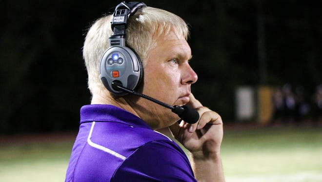 Rayne coach Curt Ware wonders if his Wolves would still be in Class 3A without students jumping attendance zones.