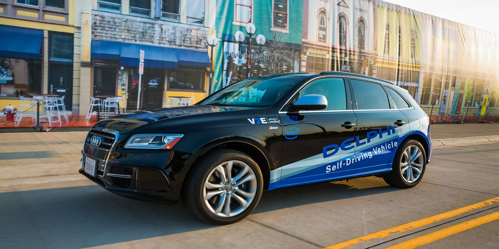 Federal regulators move to make room in safety standards for driver-less cars