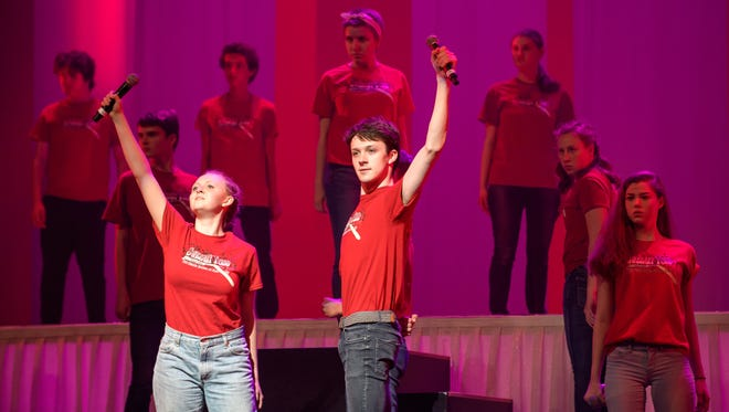 """Shorewood High School's 2017 production of """"Sweeney Todd"""" is among the shows being honored by the Overture's High School Musical Theater Awards."""