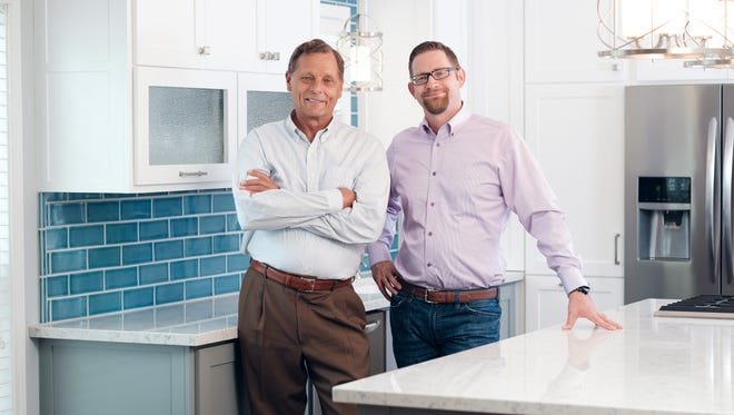 Bob Cord and Daniel Jachens started Daniel Builders in 2008