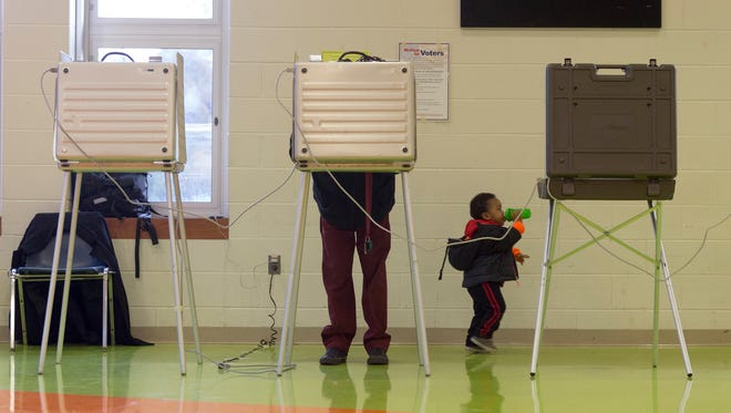 Michigan goes to the polls Aug. 7 for the 2018 primary election.