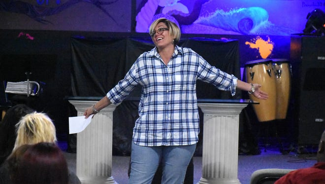 Texas talks about her life of drugs, prison and redemption. Former drug abuser Texas Stready, who wrote a book about her experiences, spoke to the Harvest Recovery Ministry at Tree of Life Church in East Naples on October 27.