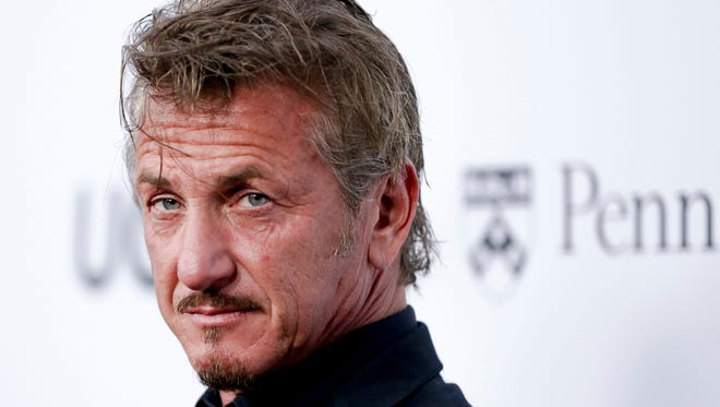 Actor Sean Penn is writing a novel, due out next year.