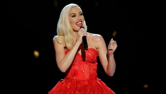 This image released by NBC Gwen Stefani's Christmas