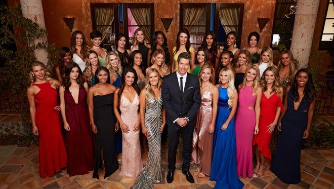 """The cast of """"The Bachelor,"""" season 22 starring Arie Luyendyk Jr."""