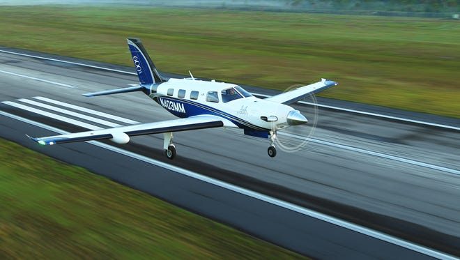 Piper received Federal Aviation Administration certification for the M600 in June 2016, and began delivering them in the third quarter. European certification wasn't granted until this May.